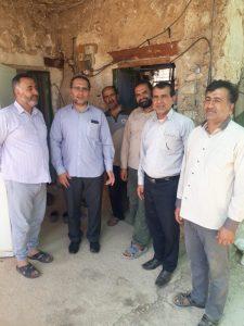 سفر یک روزه مدیر کل کمیته امداد امام خمینی (ره)به منطقه محروم و صعب العبور پهنک