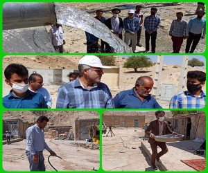 بهره برداری از طرح آبرسانی پایدار به ۱۱ روستا در منطقه عشایری پشت کوه ملاطهماسب شهرستان بهمئی
