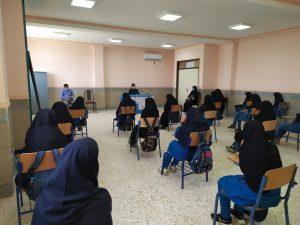 کارگاه آموزشی سواد رسانه ای در مدرسه حضرت رقیه مجری طرح شهید بهنام محمدی شهرستان بهمئی برگزار شد
