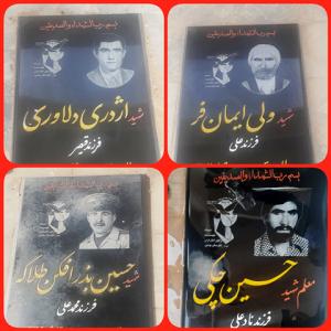 شهداء و روستاهای فراموش شده  کارند ودشت آهوشهرستان بهمئی