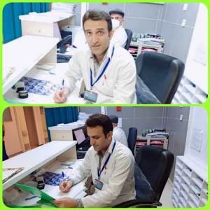 حکایت پرستار «عاشق مردم» شاغل در بیمارستان شهدای گمنام یاسوج شنیدنی است