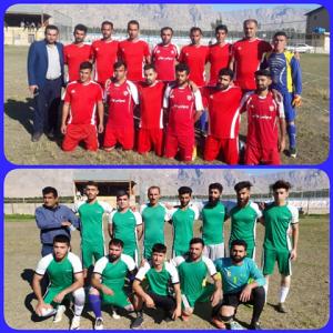برگزاری فینال جام فوتبال محلات روستایی بهمئی بعد از دو سال وقفه