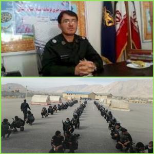 برگزاری رزمایش مشترک امنیتی سپاه و ناجا در شهرستان بهمئی