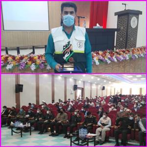 گروه جهادگران جامعه پزشکی شهرستان بهمئی برترین گروه جهادی جامعه پزشکی استان معرفی شد