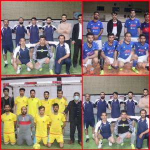 ادامه مسابقات جام کارمندان شهرستان بهمئی