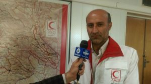 برپایی ایستگاههای جمع آوری کمک های مردمی توسط هلال احمردر سراسر استان