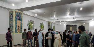 فاز دوم مسجد جامع دهدشت به بهرهبرداری رسید
