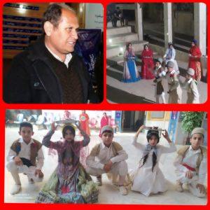 """اجرای عمومی نمایش خیابانی """"هفت برارون"""" بمناسبت میلاد امام رضا (ع) در یاسوج"""