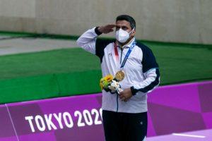 اولین مدال المپیک تاریخ تیراندازی ایران