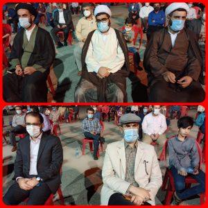 شهرستان بهمئی غرق در شادی و جشن با رعایت دستورالعمل های بهداشتی
