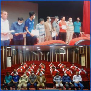 برگزاری کلاسهای مربیگریDآسیا به میزبانی شهرستان بهمئی