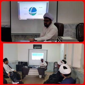 جلسات آموزشی امامان محلات شهر و روستاطرح مهرواره اوج در شهرستان بهمئی