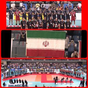 ایران با کادر کاملا ایرانی  بربام والیبال قاره کهن