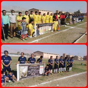 روزهای داغ فوتبال در شهرستان بهمئی