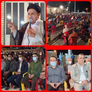 گزارش کامل از سفر سید محمد موحد به شهرستان بهمئی در روز اول(+تصاویر)