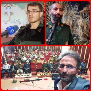 یکمین یادواره شهید علی چمبری از جوانان فداکار شهرستان بهمئی و ادای احترام به مقام آن شهید با حضور در گلزار مطهر ایشان (گزارش تصویری)